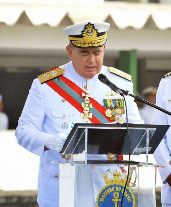 Novo Comandante MB