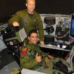 Pilotos da FAB iniciam uma nova fase de treinamento no Gripen