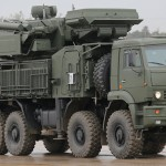 Brasil pode vir fornecer à Russia elementos do sistema de defesa Pantsir