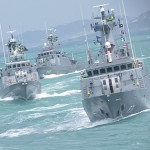 Marinha do Brasil realiza Parada Naval em comemoração aos 450 anos do Rio de Janeiro