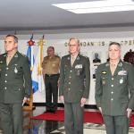 Passagem de cargo do Comando de Operações Terrestres (COTER)