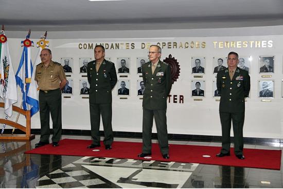 Passagem de comando COTER.5