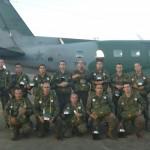 Força Aérea forma mestres de salto e precursores paraquedistas