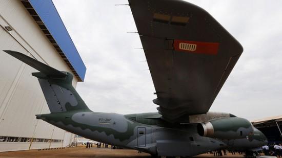 Prototipo KC 390