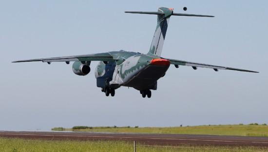 Prototipo KC 390.2