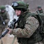 Kalashnikov Ak-12 é arma selecionada para acompanhar o 'soldado do futuro'