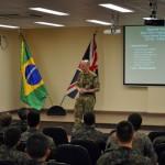 RAF irá capacitar militares da FAB para a defesa de Bases Aéreas