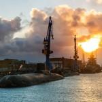 Estaleiro Sevmash : O berço do maior submarino nuclear do mundo