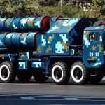China reforça sua posição no mercado mundial de armas