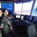 Alunos do Curso de Piloto de Aeronaves vão a BAvT para instrução
