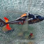 Simulação realista reforça a segurança de helicópteros