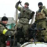 Milícias do RPD não deixarão sair os militares ucranianos cercados perto de Debaltsevo