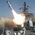 Coreia do Norte testa novo míssil para atacar navios