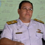 Almirante Flávio Brasil assume o comando da FTM da ONU no Líbano