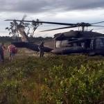 17ª Brigada de Infantaria de Selva em Missão de resgate
