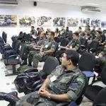 CCOPAB Realizou o Primeiro Estágio de Coordenação Civil-Militar de 2015