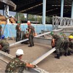 5° Batalhão de Engenharia de Combate Blindado realizou Estagio de Capacitação Técnica