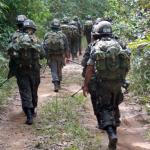 7º Grupo de Artilharia de Campanha realiza Exercício no Terreno