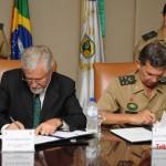 Exército, Itaipu, Fundação PTI e inauguram Laboratório de Segurança Cibernética