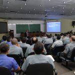DHN recebeu o Coordenador-Chefe do Programa de Desenvolvimento de Submarino