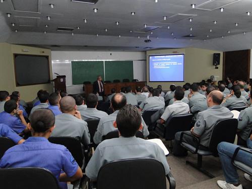 COGESN proferiu palestra sobre temas relacionados ao Submarino Nuclear