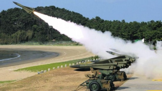 Coreia do Norte Missil