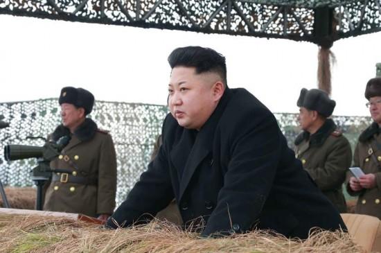 Ditador Coreia do norte