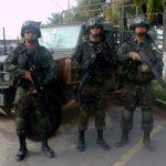 Militares da Força de Pacificação salvam criança no Complexo da Maré