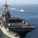 Quem será o vencedor na luta pelo domínio dos oceanos : A China ou os EUA?