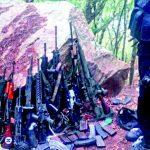 'Derrame de fuzis' fortalece tráfico e desafia a segurança no Rio de janeiro