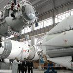 Gazprom cancela contrato com companhia espacial francesa
