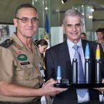 Solenidade de entrega da Munição 30×173 mm CBC ao Exército Brasileiro