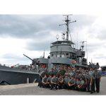 Guardas-Marinha (RM2) embarcam em navios do 2º Distrito Naval