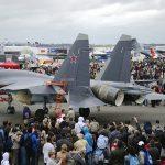 Russia é convidada para o Paris Air Show