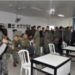 Força de Pacificação apoia o cumprimento de mandados judiciais na Maré
