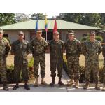 Marinha do Brasil participa da criação da Escola de Desminagem Humanitária da Colômbia