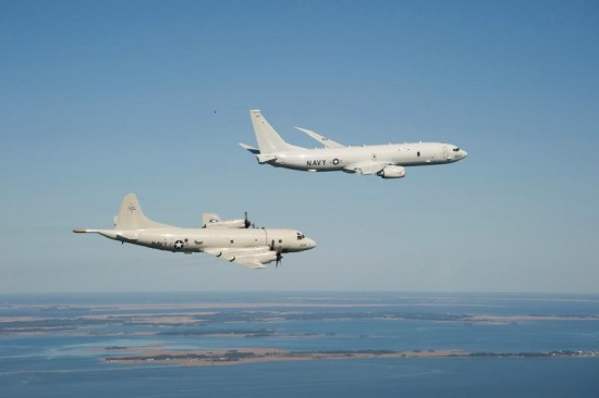 P-8A Arrival to Pax21