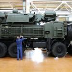 Contrato de venda dos sistemas Pantsir S-1 ao Brasil deverá ser assinado este ano