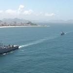 Marinha do Brasil participa das comemorações dos 450 anos do Rio de Janeiro