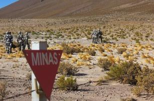 Plano de Desminagem Humanitária do Chile