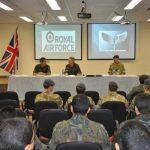 RAF conclui curso para militares de Infantaria da FAB
