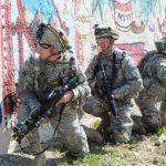 Paraquedistas dos EUA treinarão guarda nacional da Ucrânia