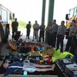 Marinha do Brasil conhece atividades da Base Aérea de Canoas