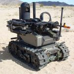 """Drones, robôs e lasers são promessas de """"armas do futuro"""""""