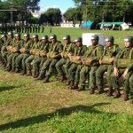 Oficiais-Alunos do CAAVO concluem Instrução de Salto de Emergência