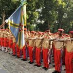 Colégio Militar do Rio de Janeiro realizou a formatura de entrega das Boinas aos novos alunos