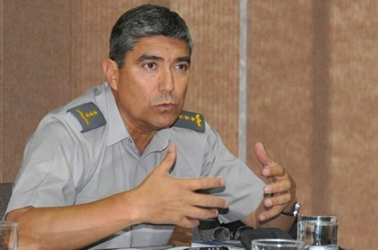 coronel Juan Mendoza