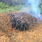 'Operação Curare V' destrói pistas clandestinas em garimpo de Roraima