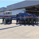 Entrega da Aeronave 7088 ao 1º Esquadrão de Helicópteros de Emprego Geral