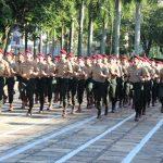 Novos Sargentos concluem Curso Básico Páraquedista